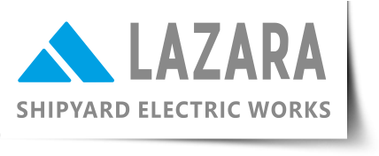 Lazara - Industrial and Electrical equipment of ships, Housing construction, Electrical installations
